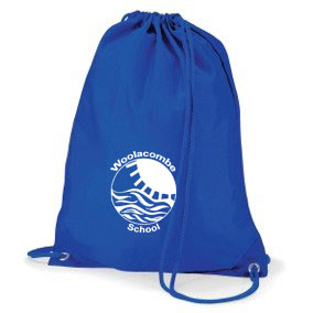 Woolacombe School PE Bag