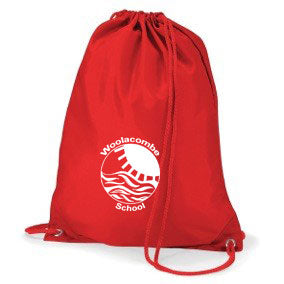 Woolacombe School Swim Bag