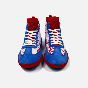 "FFB Prelude ""Patriot"" Wrestling Shoes - Funky Flickr Boyz Gear"