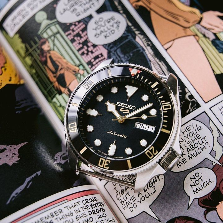 The SKX007 Watch Series.