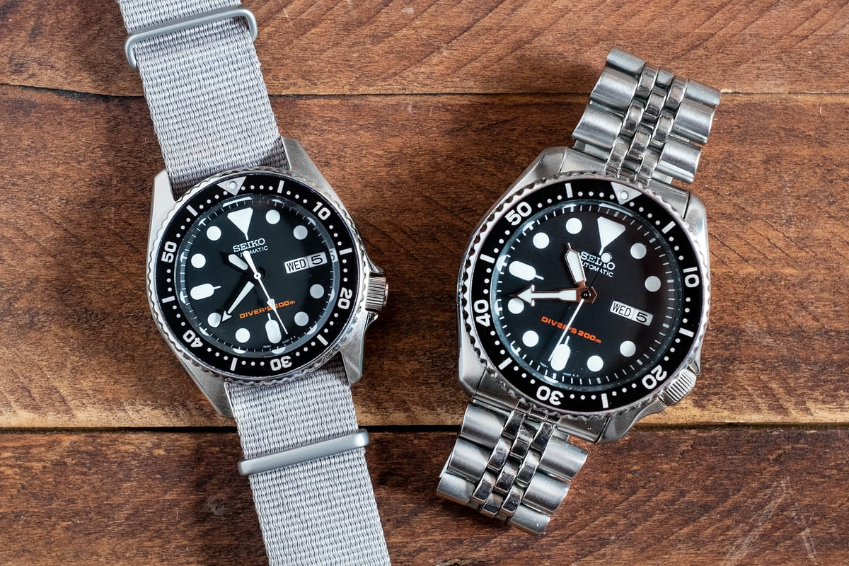 The SKX013 Watch Series.