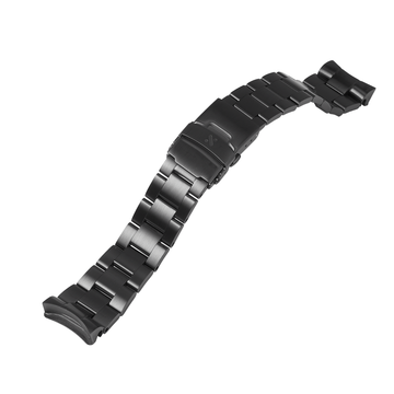 SKX007/SRPD Watch Bracelet: Oyster Black Brushed Finish