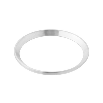 SRP Turtle Chapter Ring: Brushed Finish