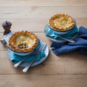 Guinness beef pies