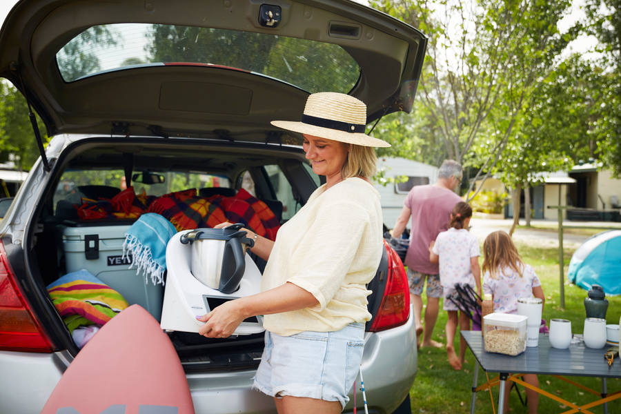 Why Thermomix always earns its place on every big road trip.