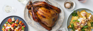 Orange-brined Turkey