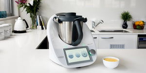 Emulsifying and whipping in your Thermomix