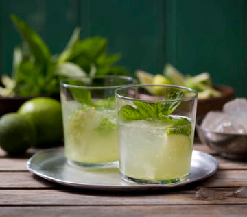 Mojito-style cocktail