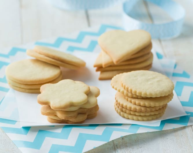 Simple butter biscuits