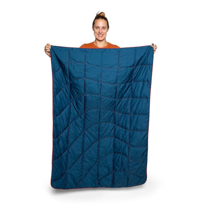 NanoLoft® Travel Blanket - Deepwater