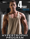 Men's 10-Week Hypertrophy Guide (4-Day Split)
