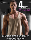 Women's 10-Week Hypertrophy Guide (4-Day Split)