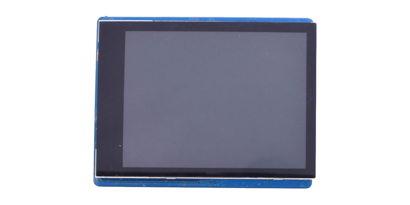 "NEW! 2.8"" 240x320 Capacitive Touch for Arduino and mbed"