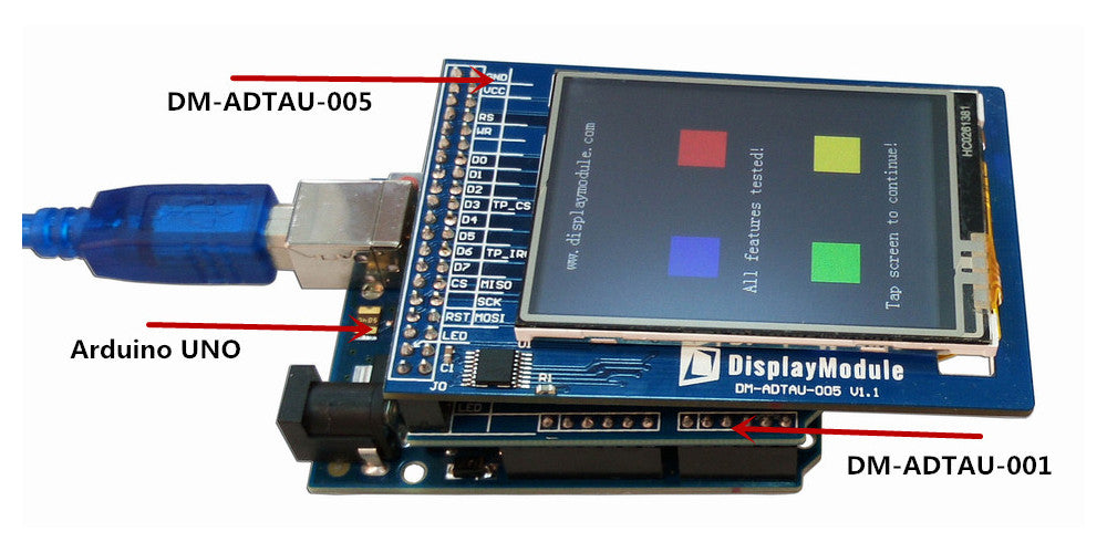 The New TFT-LCD Panel Development Board