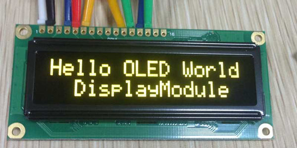 OLED is coming !