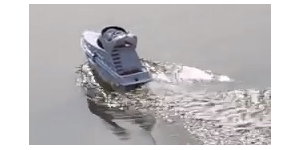 A Remote Controlled Boat By Touch Screen For Realtime Water quality monitoring