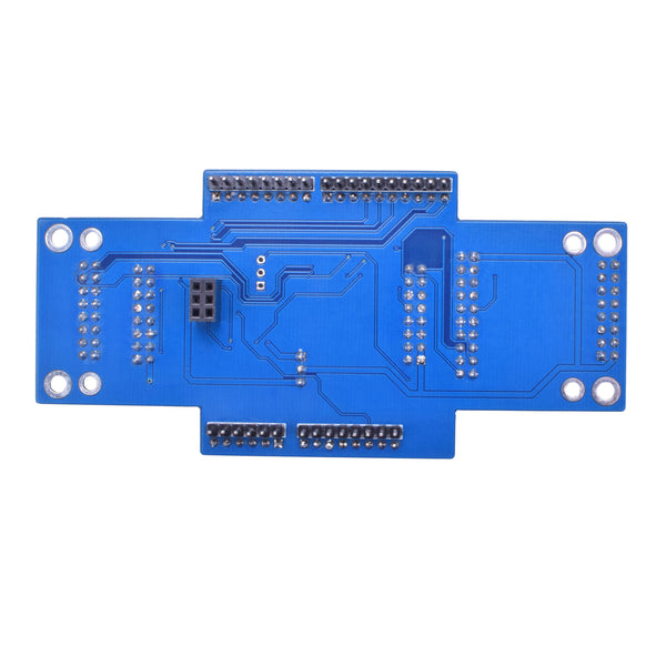Display Shield / Adapter for OLED display module with Arduino connectors compatible