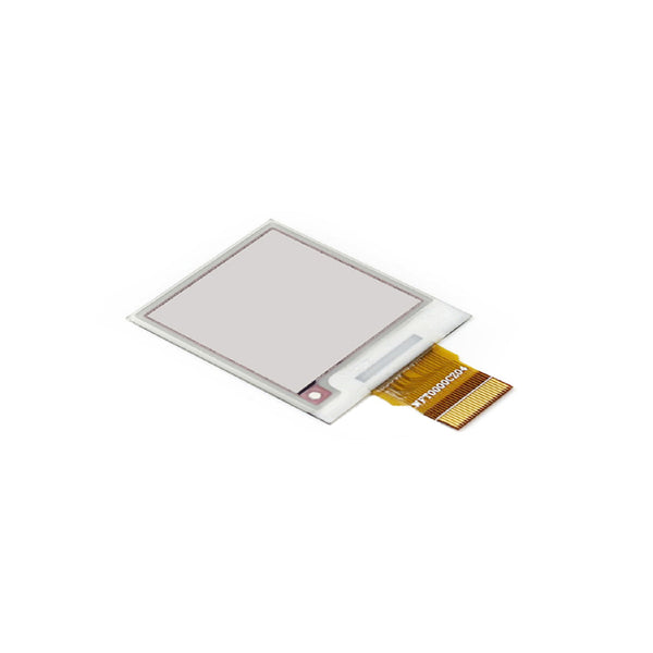 "1.54"" 200x200 SPI E-Paper Panel - Black, White and Red"