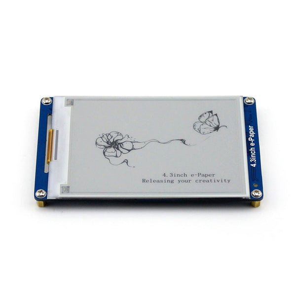 "4.3"" 800x600 Serial Intrface ePaper Displayer"