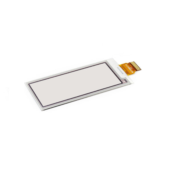 "2.9"" 296x128 SPI E-Paper Module - Black, White and Red"
