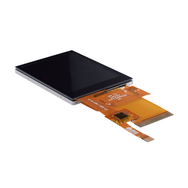 "2.4"" IPS 240x320 TFT LCD Display Panel with Capacitive Touch - SPI, MCU, RGB"