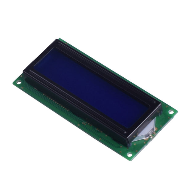 16x2 Blue Character LCD - RS232, I2C, SPI
