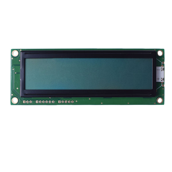 16x2 Large Gray Character LCD - RS232, I2C, SPI
