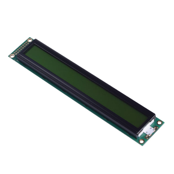 40x2 Yellow Green Character LCD - MCU