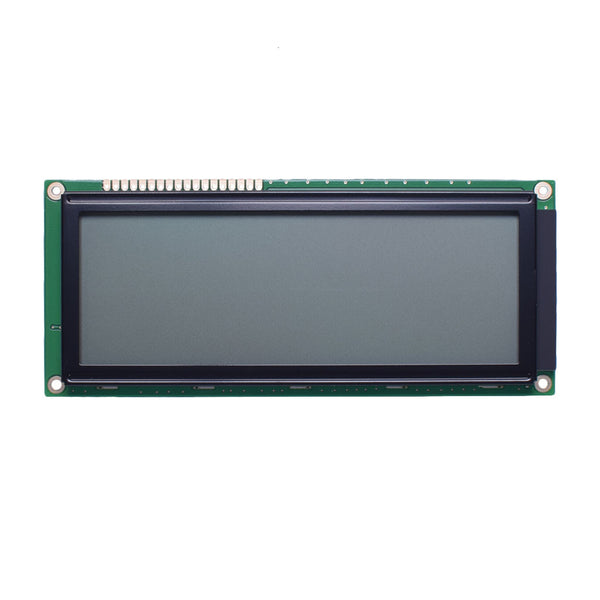 20x4 Large Character LCD - MCU