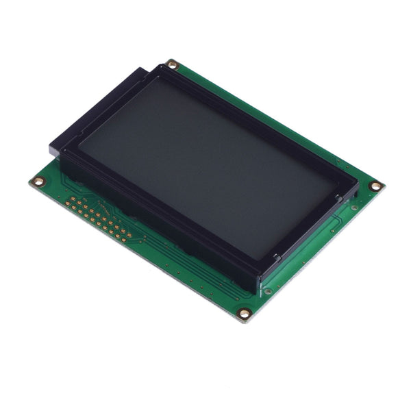 128x64 Graphic LCD - MCU