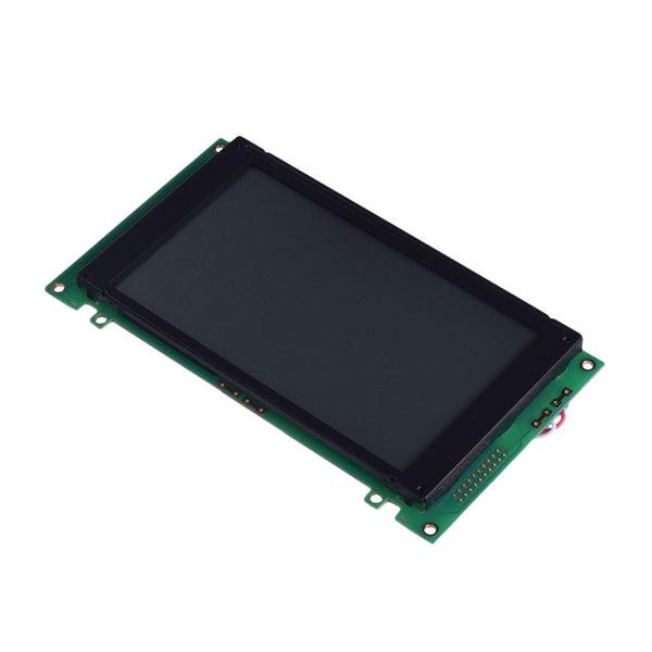 240x128 Large Graphic LCD - MCU