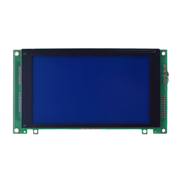 240x128 Large Blue Graphic LCD - MCU
