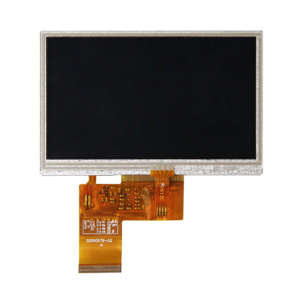 "5.0"" 800x480 TFT LCD Display Panel (ILI6122) With Resistive Touch - RGB"