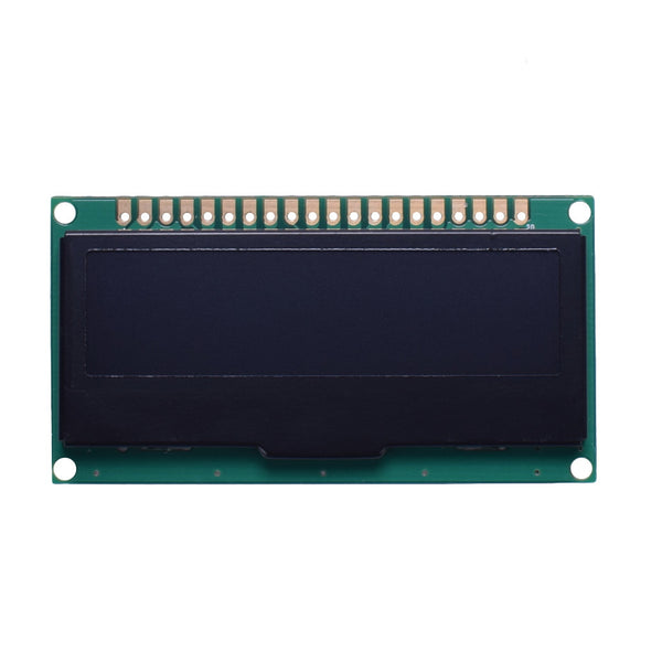 "2.2"" 128x32 Blue Graphic OLED Display Module - MCU, SPI, I2C"
