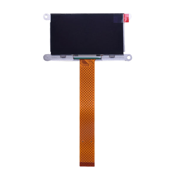 "2.7"" 128x64 Yellow Graphic OLED Display Module - MCU, SPI"