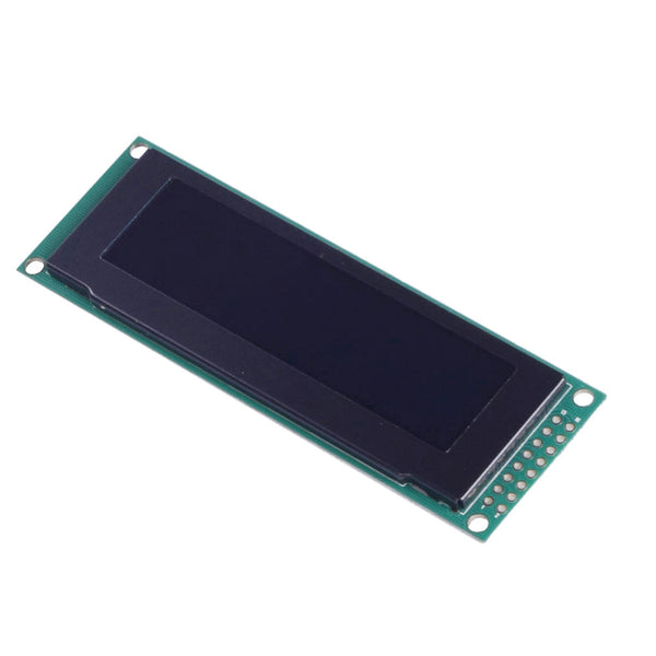 "2.8"" 256x64 Blue Graphic OLED Display Module - MCU, SPI"