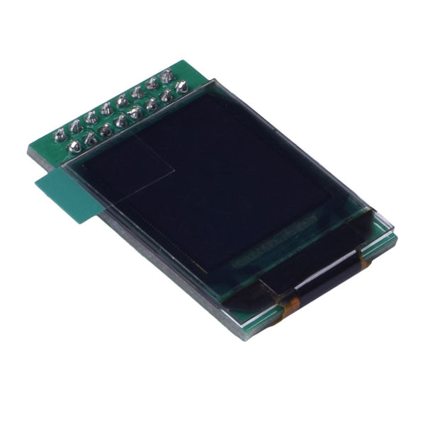 "1.1"" 96x96 RGB Color OLED Display Module - MCU, SPI"