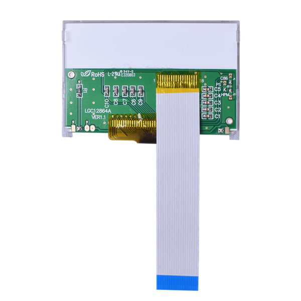 "3.18"" 128x64 COG Graphic LCD - SPI"