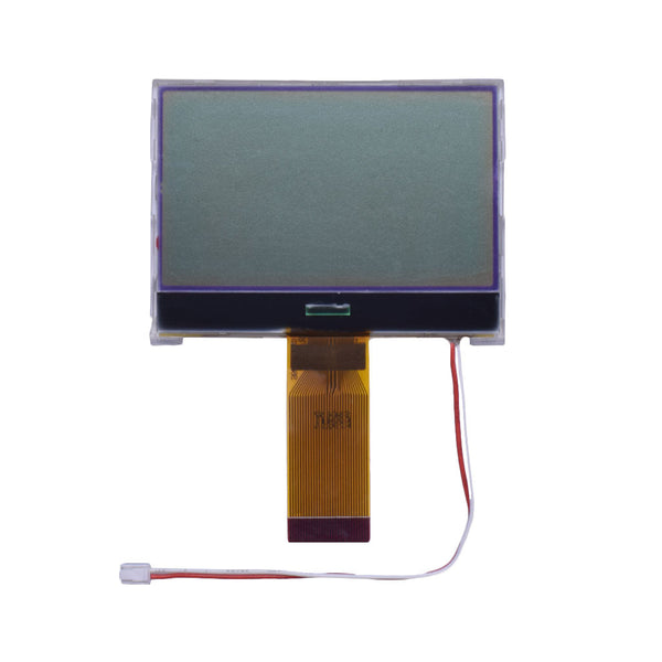 128x65 Large COG Gray Graphic LCD - MCU