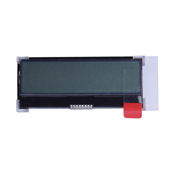 16x2 Large Gray COG Character LCD - I2C