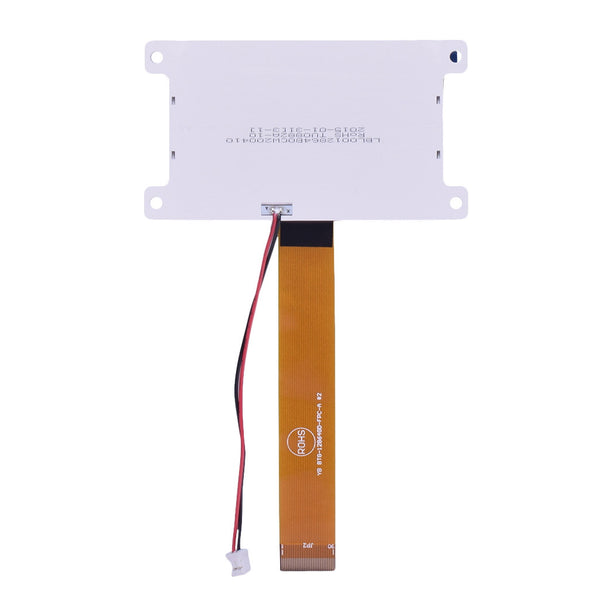 128x64 Slim COG Blue Graphic LCD - MCU, SPI