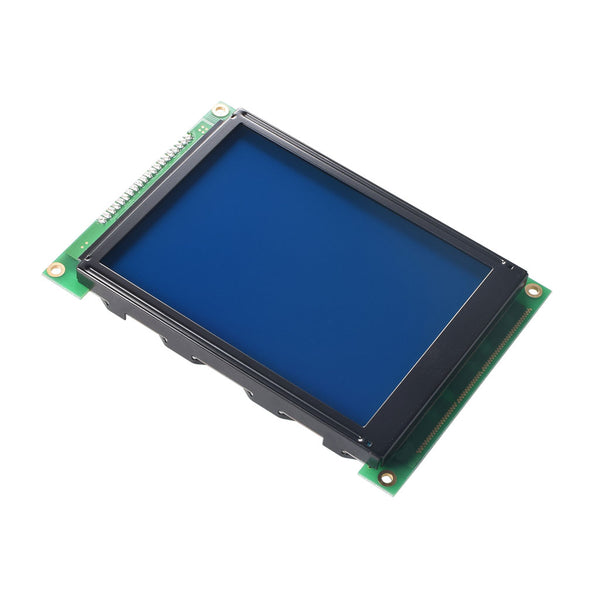 "4.72"" 320x240 Industrial Blue Graphic LCD - MCU"