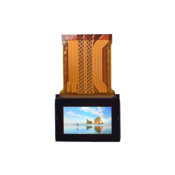 "0.7"" 1920x1080 Micro AMOLED Display Panel-LVDS"