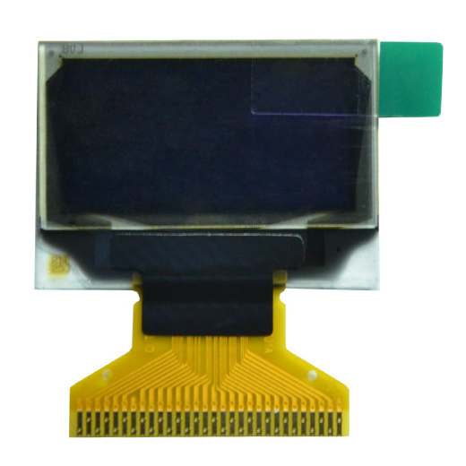 "1.3"" 128x64 White Graphic OLED Display Module - SPI,I2C"
