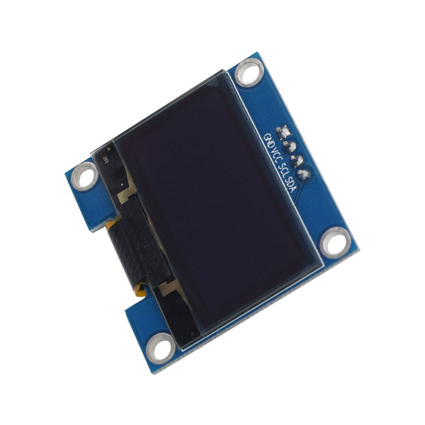 "1.3"" 128x64 Monochrome Graphic OLED Display Module - I2C"