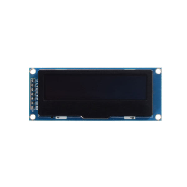 "2.23"" 128x32 Monochrome Graphic OLED Display Module - SPI"