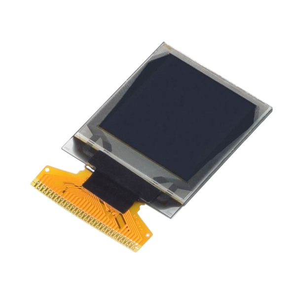 "1.12"" 96x96 OLED Full Color Display Panel-SPI,MCU"