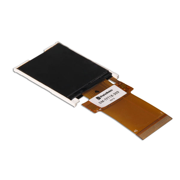 "1.8"" 128x160 TFT LCD Display Panel - SPI, MCU, RGB"