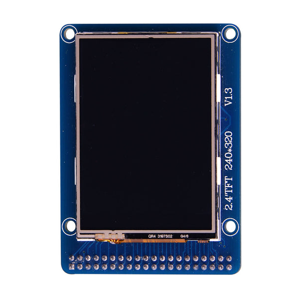 "2.4"" 240x320 TFT LCD Display Module For Arduino And mbed - MCU"