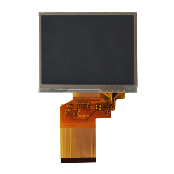 "3.5"" 320x240 TFT LCD Display Panel With Resistive Touch - RGB"
